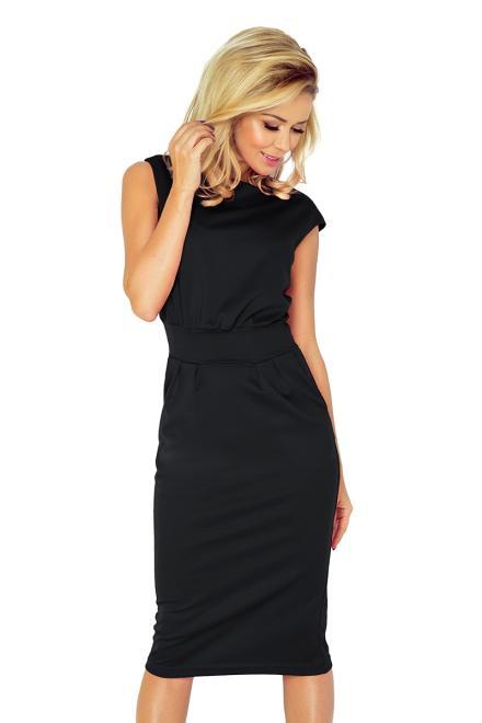 Numoco  144-3 Sukienka SARA Платье czarna оптом