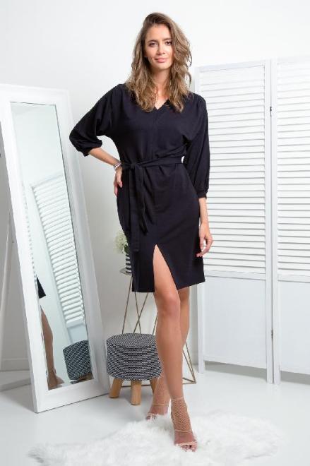 FIMFI  I339 Платье черный оптом
