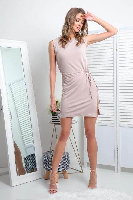 FIMFI  I337 Платье Мокка оптом