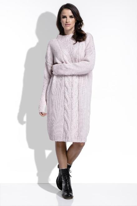 FIMFI  I215 Платье Розовая пудра оптом