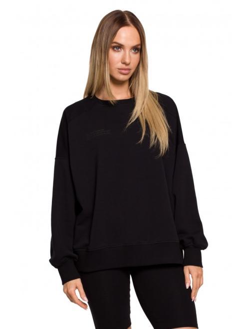 MOE  M613 блуза czarna оптом