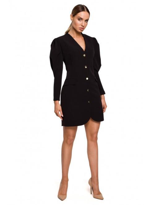 MOE  M604 Платье czarna оптом