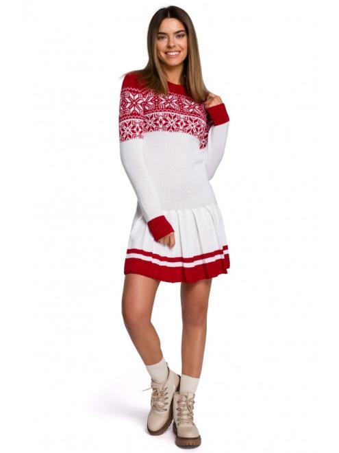 MOE  MXS01 Платье Белый оптом