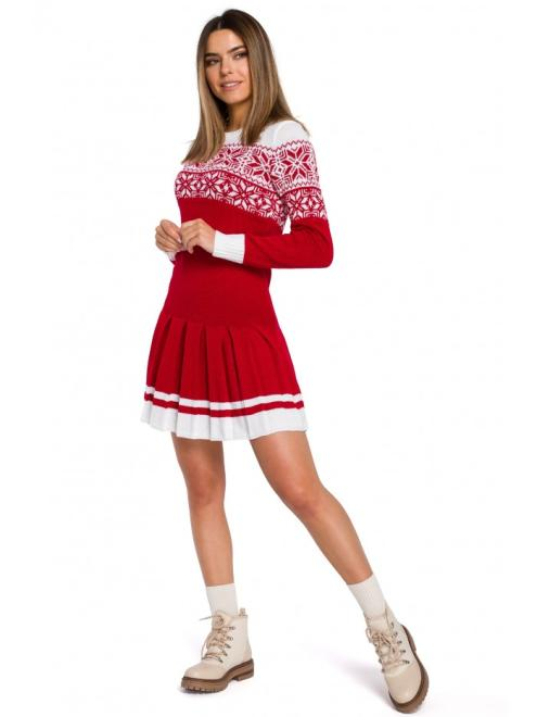 MOE  MXS01 Платье Красный оптом