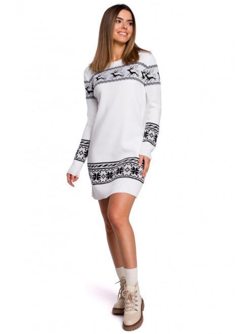 MOE  MXS02 Платье Белый оптом