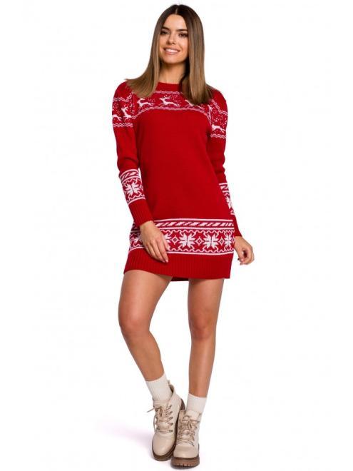 MOE  MXS02 Платье Красный оптом