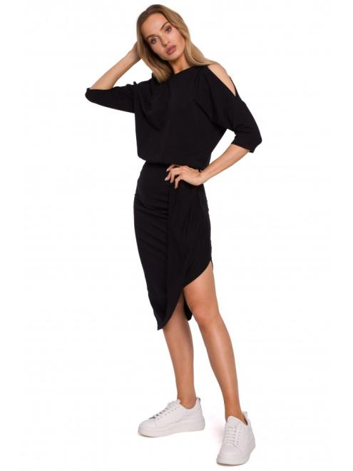 MOE  M589 платье czarna оптом