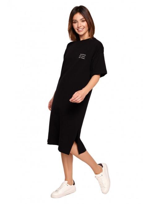 BE  B194 Sukienka T shirtowa оптом