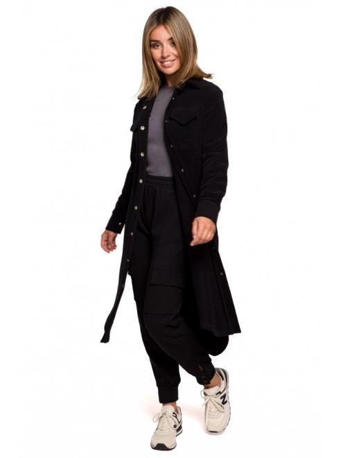 BE  B204 куртка czarna оптом