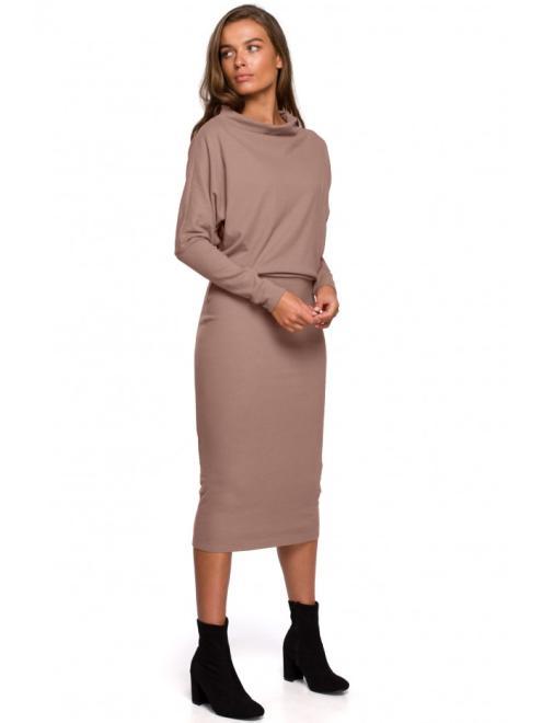 Style  S251 Платье Каппучино оптом