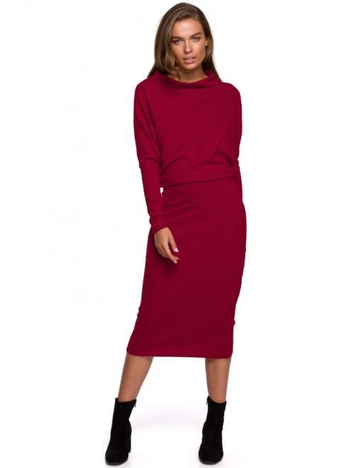 Style  S251 Платье wiśniowa оптом