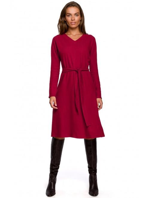 Style  S250 Платье wiśniowa оптом