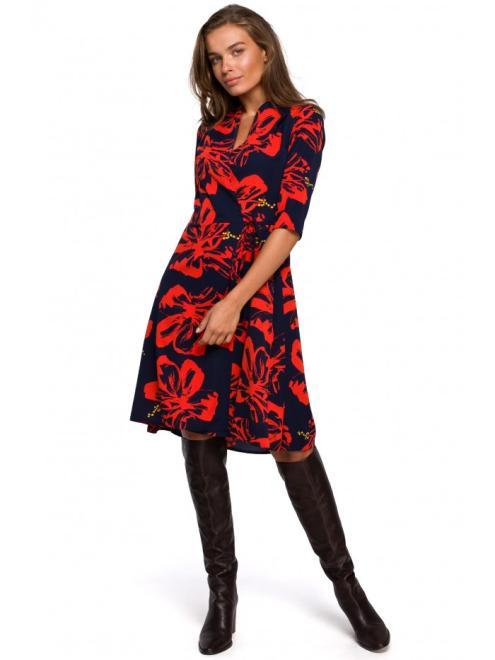 Style  S247 Платье модель1 оптом