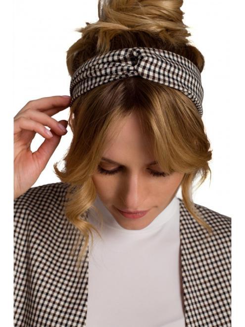 Makover  K090 Резинка для волос Коричневый оптом