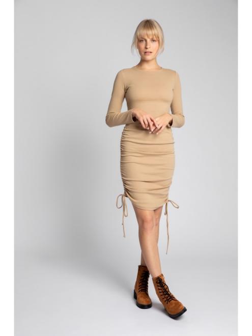 LaLupa  LA039 Платье Каппучино оптом