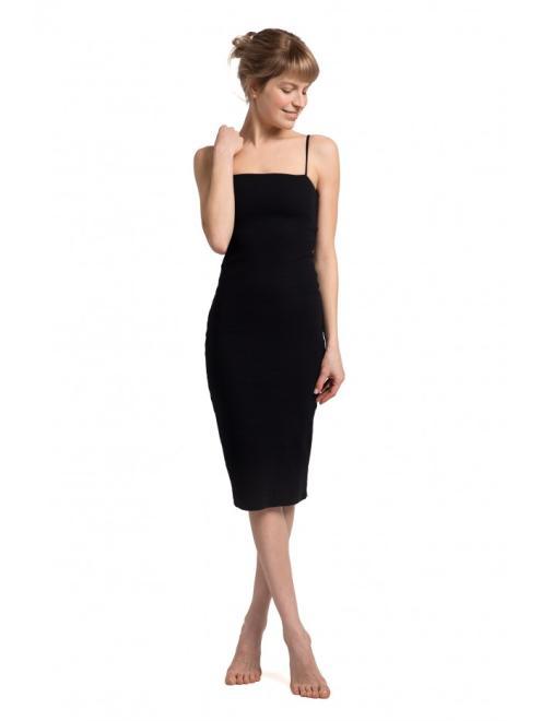 LaLupa  LA062 Платье Черный оптом