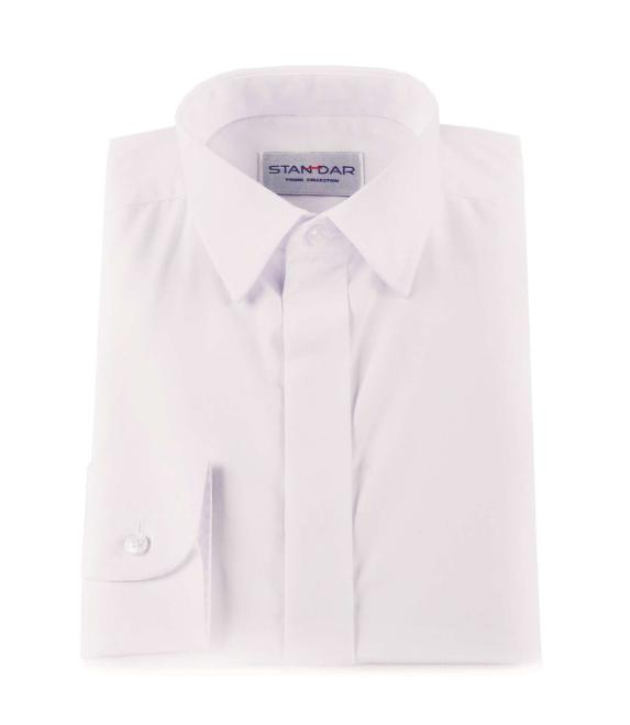 STANDAR  koszula biala M2 Рубашка  оптом
