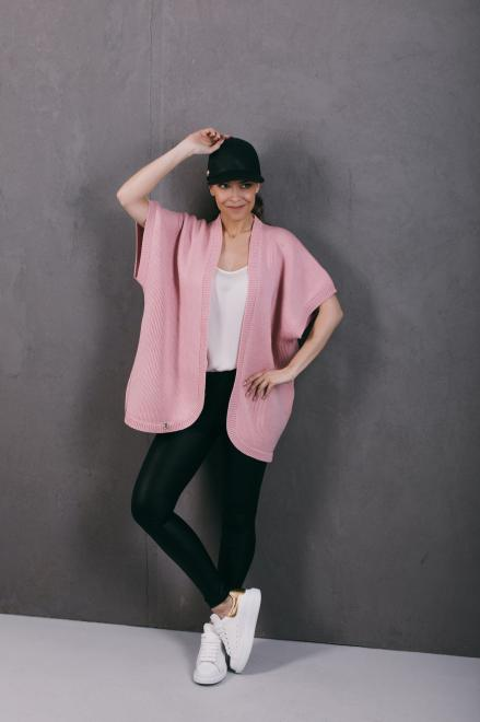 Lemoniade  Sweter LS332 powder pink Свитер powder pink оптом