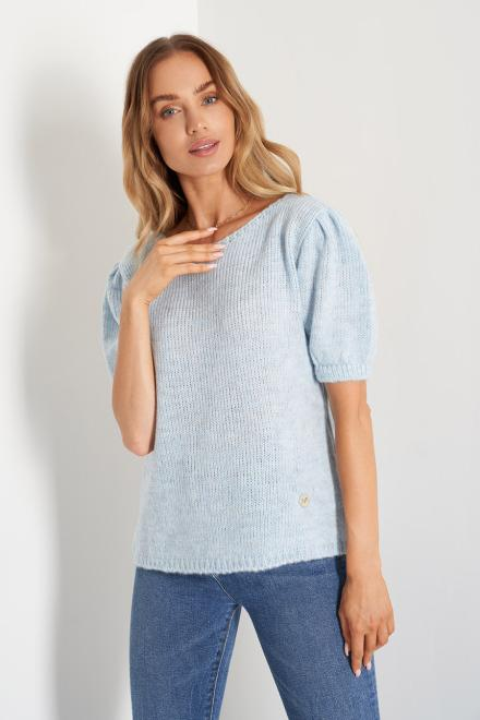 Lemoniade  Sweter N100 błękitny Свитер Голубой оптом