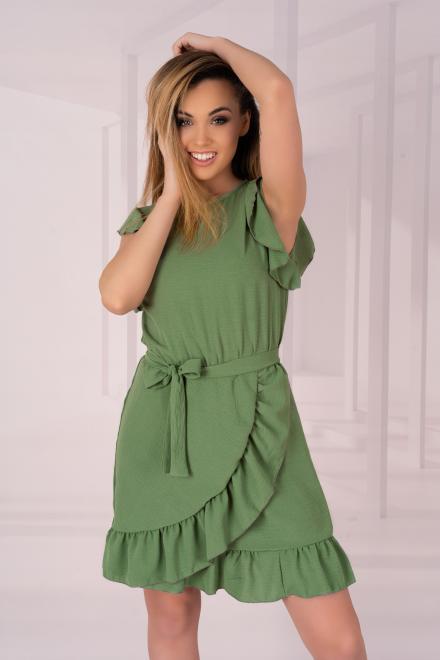 Merribel  Keema Khaki D06 sukienka Платье Хаки оптом