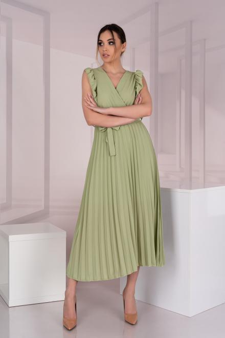 Merribel  Merlotina Olive D03 sukienka Платье OLIVE оптом