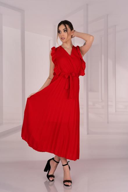 Merribel  Merlotina Red D03 sukienka Платье red оптом