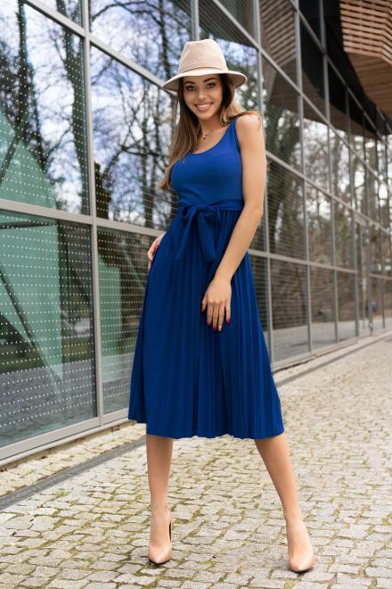 Merribel  Meratin Cornflower D07 sukienka Платье CORNFLOWER оптом