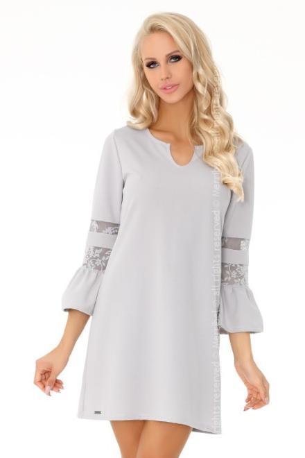 Merribel  Megarnina Grey 90487 sukienka Платье как на фото оптом