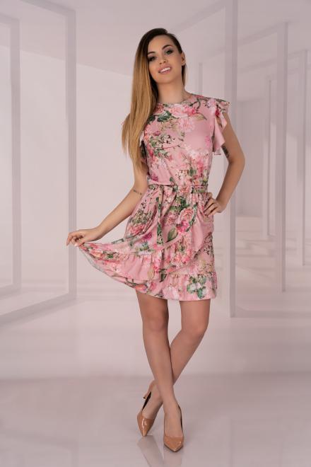 Merribel  Masinix D12 sukienka Платье мульти оптом