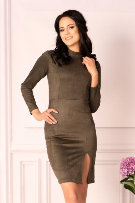 Merribel  Arwena Khaki sukienka Платье Хаки оптом