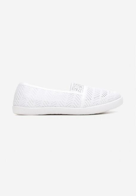 Multu  Białe Tenisówki Nixiph кроссовки/тениски Белый оптом