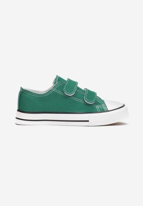 Multu  Zielone Trampki Maodét кроссовки/тениски Зеленый оптом