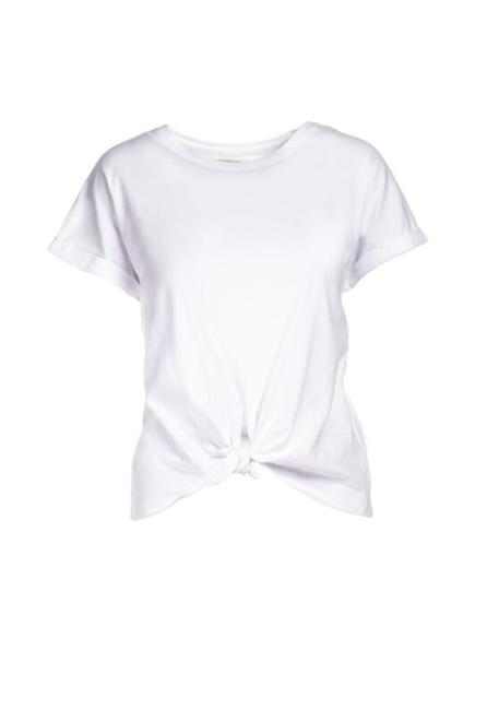 Multu  Biały T-shirt Aamev Блузка Белый оптом
