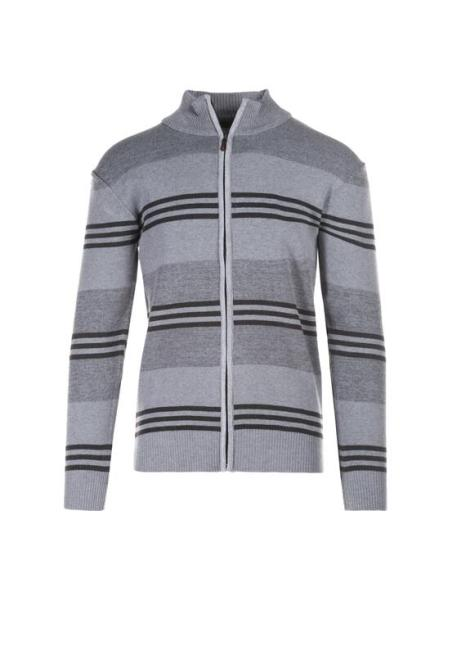 Multu  Szary Golf Aglaonoh Блуза Серый оптом