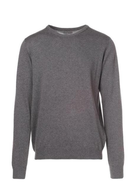 Multu  Ciemnoszary Sweter Neamete Блуза Серый оптом