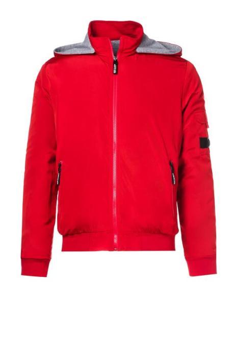 Multu  Czerwona Kurtka Thonit Куртка Красный оптом