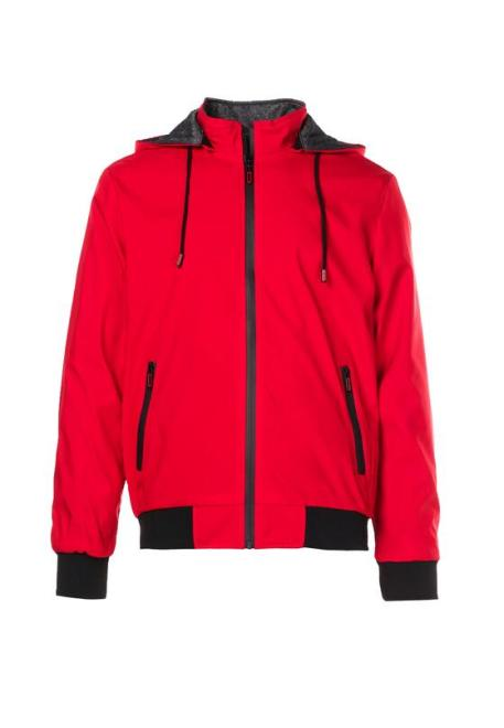 Multu  Czerwona Kurtka Asigor Куртка Красный оптом