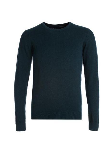 Multu  Ciemnozielony Sweter Kissith Блуза Зеленый оптом