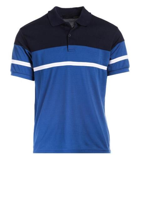 Multu  Niebieska Koszulka Sageph Майки Голубой оптом