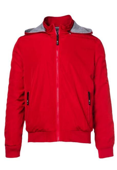 Multu  Czerwona Kurtka Budael Куртка Красный оптом