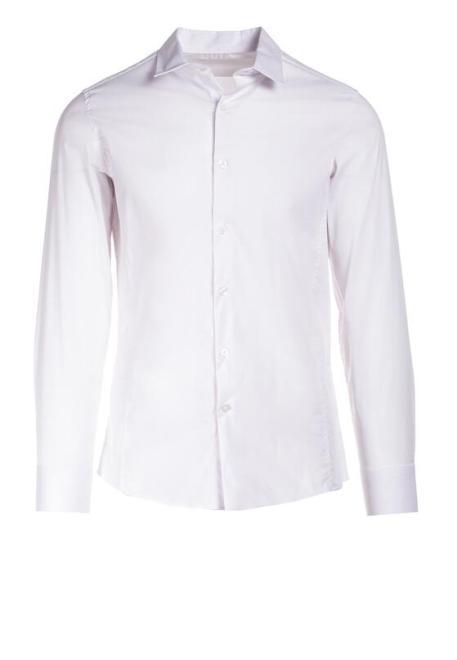 Multu  Biała Koszula Em Рубашка Белый оптом