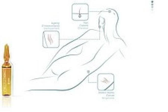 Institute BCN  Ampułka Biotyna witamina piękności Institute BCN 2 ml Ампулы, мезотерапия --//-- оптом