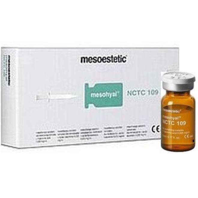 Mesoestetic  Ampułki Mesoestetic Mesohyal NCTC 109 Koktajl do mezoterapii anti-aging + kwas hialuronowy Mesoestetic 5 x 5ml Ампулы, мезотерапия  оптом