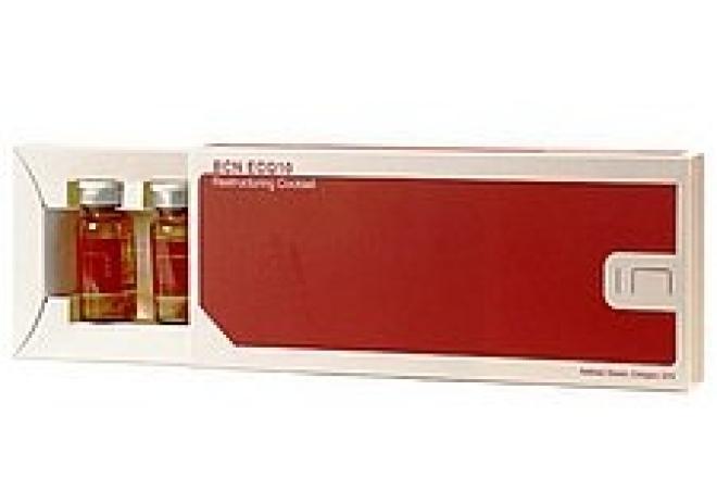 Institute BCN  Meso koktajl regenerujący napinający skórę ECQ10 Institute BCN 5 x 3 ml Ампулы, мезотерапия  оптом