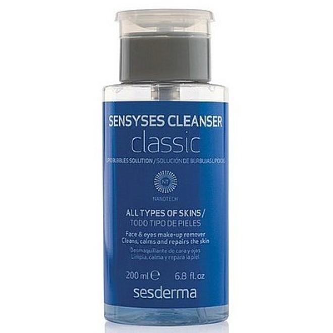 Sesderma  Sensyses Cleanser Classic oczyszczający płyn z liposomami do demakijażu i tonizacji Sesderma 200ml Демакияж  оптом