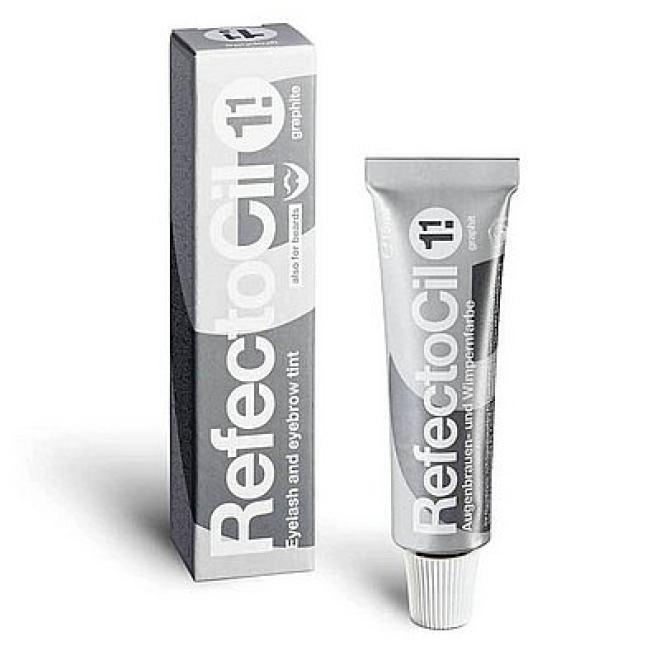 RefectoCil  Henna żelowa Refectocil Grafit 1.1 - Farba do brwi i rzęs 15 ml Хна --//-- оптом
