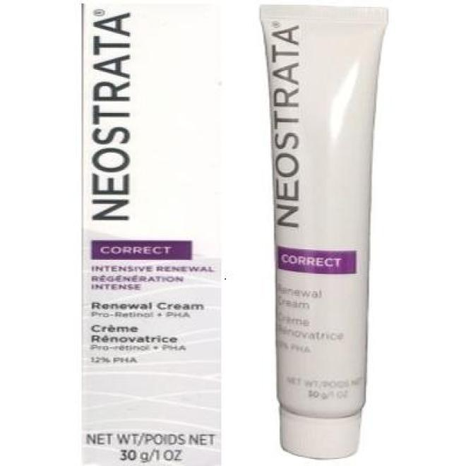 NeoStrata  NeoStrata Correct Intensive Renewal Cream 30 g Przeciwzmarszczkowy krem z Pro-retinolem 30g Крем и препараты для проблемной кожи  оптом