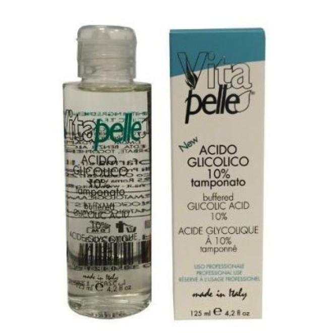 VitaPelle  Peeling kwas glikolowy 10% Glycolic Acid Peeling Vitapelle 125 ml Медицинские кислоты и пиллинг  оптом