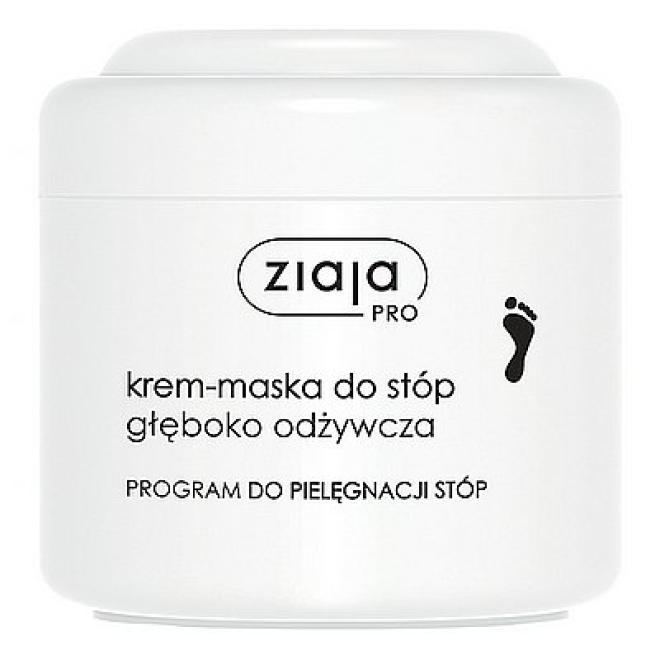 Ziaja  Ziaja Krem -maska do stóp głęboko odżywcza PRO (1339) 200 ml Уход руки, стопы  оптом