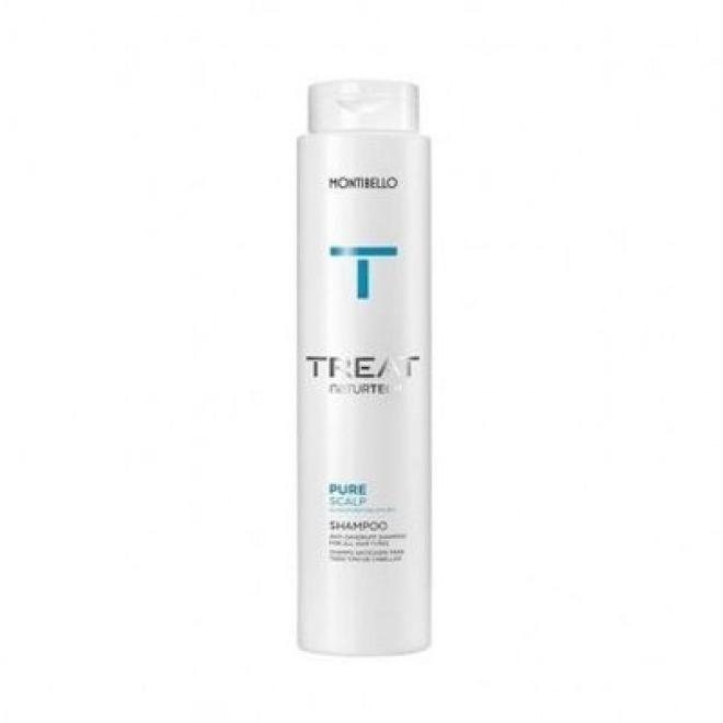 Montibello  Szampon Montibello Treat NaturTech Pure Scalp przeciwłupieżowy 300 ml Волосы - шампуни  оптом